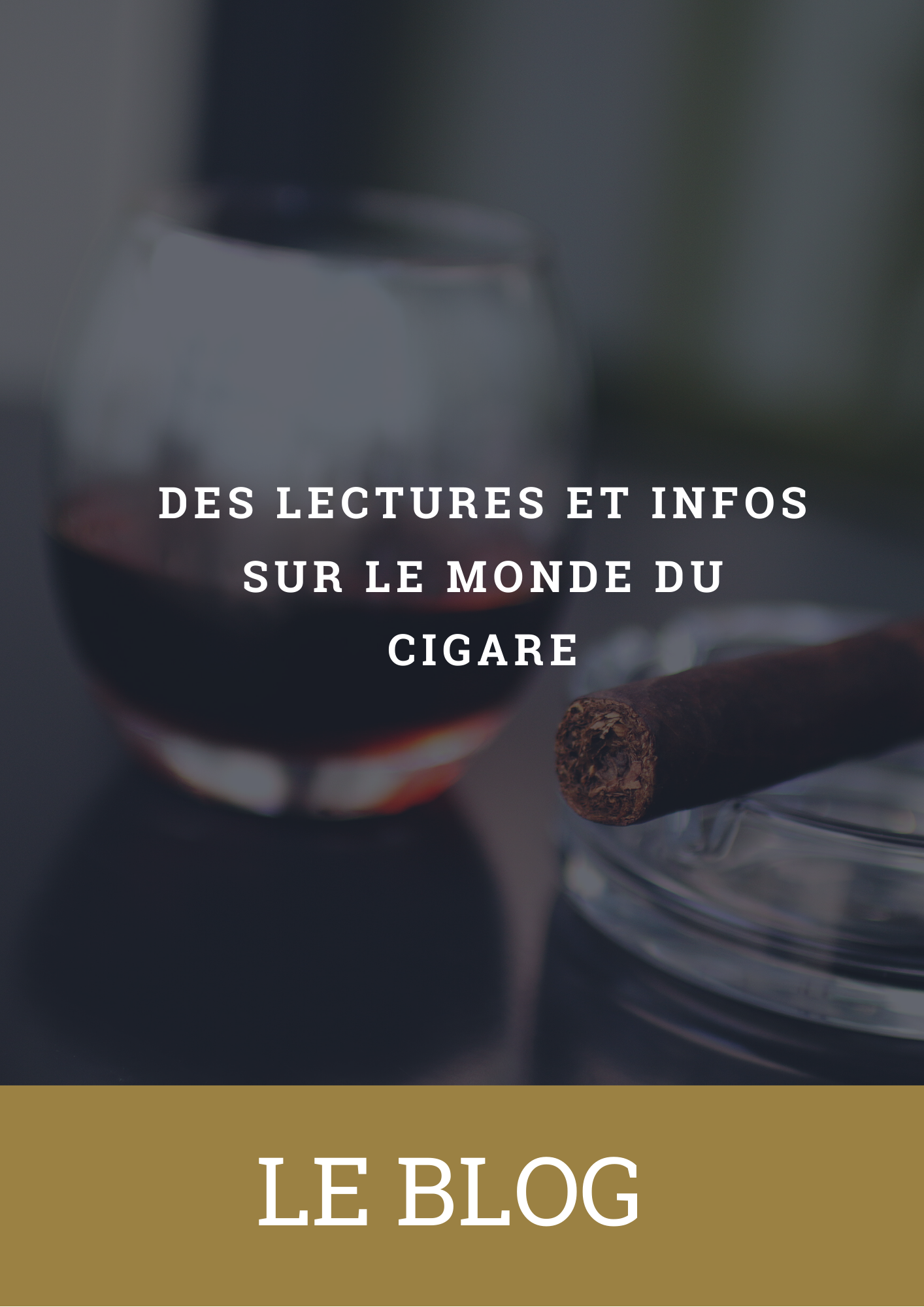 CIGAR SOCIAL - Le Blog
