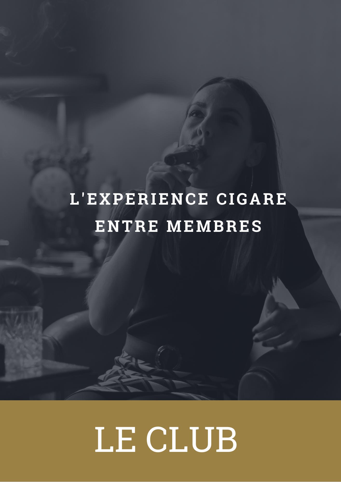 Le Club - CIGAR SOCIAL CLUB